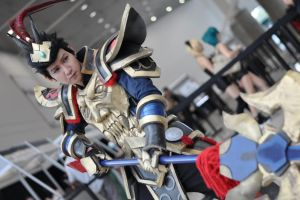 Anime Expo 2013 : Faces of Cosplay_0044 by JuniorAfro