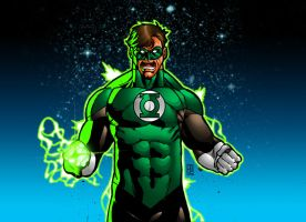 Green Lantern - Series II by HectorBarrientos