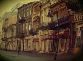 Pieces of  Bucharest V by IoaSan