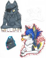 Badge batch 3 by RazorCookie