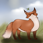fat fox by ConsultingArtist