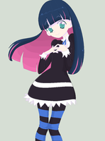 Stocking by MagicallyBlue