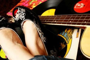 music and shoes by TAPhotography