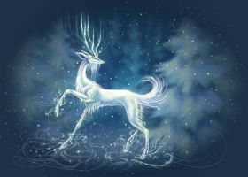 Frost Spirit by silvestris