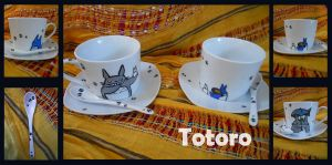 Want a cup of Totoro? by Taneja