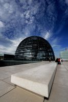 Postcard from Berlin 10 by JACAC