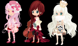 ~Selfy Adopts~ c: (Closed!) by LovelyAgeha