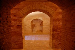 The Arches of the Alhambra by FantasyFan08