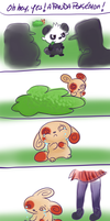 Dont Forget Spinda by MileniaKitsuvee