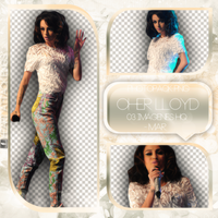 +Photopack png de Cher Lloyd. by MarEditions1