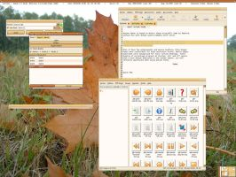 Autumn-gtk for GTK 2.x by THR4K