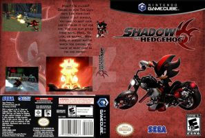 STH game fake cover by linkhedgehog