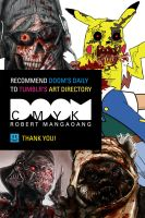 Recommend Doom's Daily by DoomCMYK