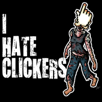 I hate Clickers by PixelBunny