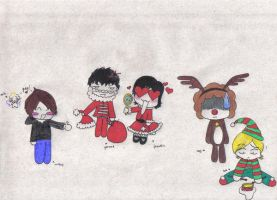 All Mikey want for Christmas.. by camilainwonderland