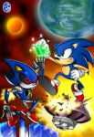Sonic cd next gen by XAMOEL