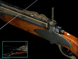 Coachman carbine Version 2 by octopus7
