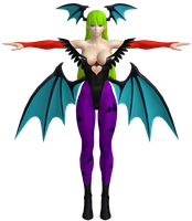 Morrigan Recolour by TRDaz