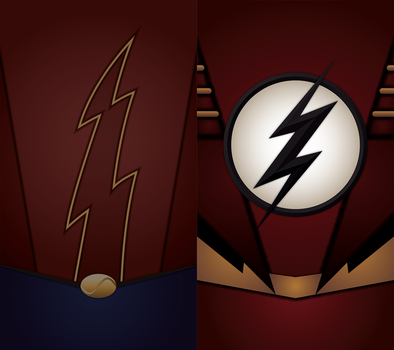 CW Flash (Part 3) Phone Background by UrLogicFails