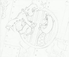 Bo[u]nd Preview: Underwater Entry by EmoteGalXD