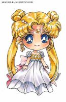 Princess Serenity by saniika