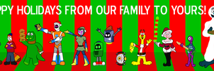 KIDtoons for the Holidays by CKstudios