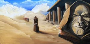 Sandmen by Skorp77