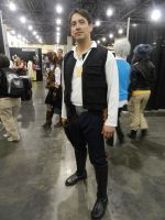 Phoenix Comicon 2014 Han Solo by Demon-Lord-Cosplay