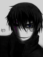 Hei- Darker Than Black by rapperfree