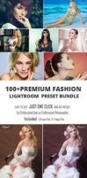 100+ Premium Fashion Preset Bundle by hazrat1