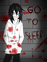 Jeff The Killer by FicLoverSmiles
