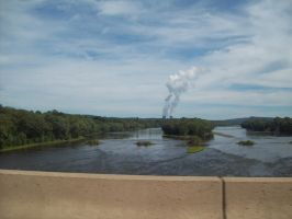 The Susquehanna River by DemonGirl2010