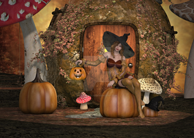 SmartyPants Pumpkin by CaperGirl42