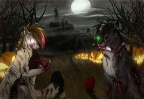 Halloween Contest Entry by xXCougarXx