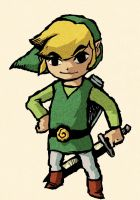 Upcoming Link tutorial by HowToDrawManga3D