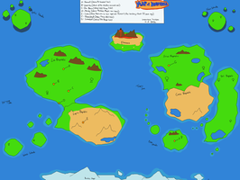 Map of Anteria by EvilSonic2