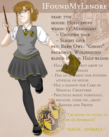 Hufflepuff and Proud by Fawnlen