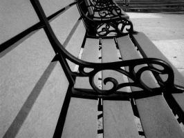Benches by coffeenoir