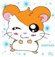 Hamtaro by CraftworkOrange