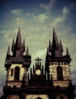Prague IV by thomasdelonge