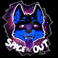 Far Out Maaaan--Err Wolf by HypnicTwitch