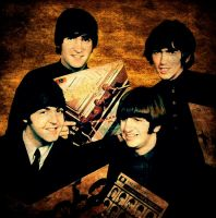 Beatles and records by elooly
