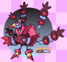 Fakemon: Peanevolent by The-Knick