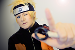 NARUTO - New DeviantArt ID. by TessaCrownster
