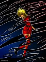Shadow Seras by ChronoTata