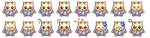 Free Emoticons Togepi by ChaoticCherryCake