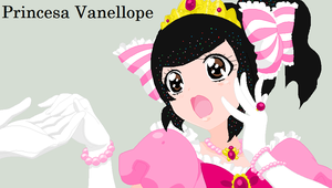 Vanellope by isakieley
