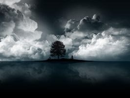 Lost Island by pulsarix
