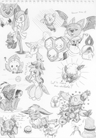 Doodles 4 by Juana-the-Hedchinda