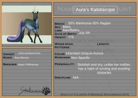 Aura's Kalidescope Registration by xXZorarkIllusionsXx